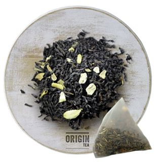 Origin Tea - Chai Pyramid Bags