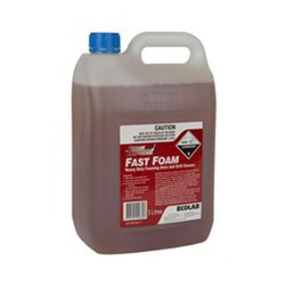Grease Express Fast Foam Oven & Grill Cleaner - 5L