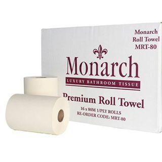 MRT80 Monarch 80 Metre Roll Towel