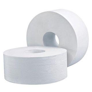 MEJ300 Monarch ECO 2 Ply 300m Jumbo Toilet Rolls