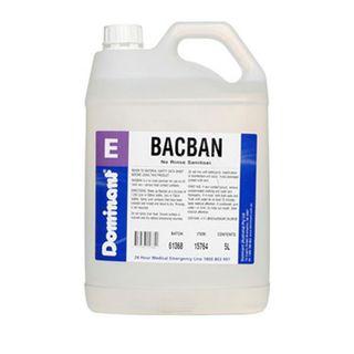 Dominant Bacban - No Rinse Sanitiser