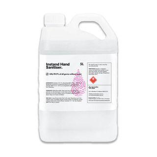 Instant Hand Sanitiser Gel - 5L
