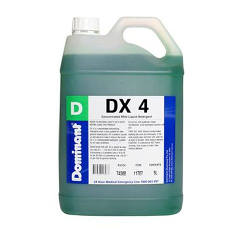 Dominant DX4 - Premium Dishwashing Liquid