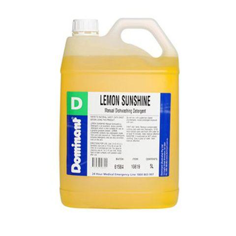 Dominant Lemon Sunshine - General Purpose Dishwashing Liquid