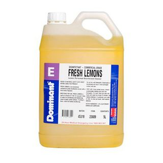 Dominant Fresh Lemons - Lemon Perfumed Disinfectant & Cleaner