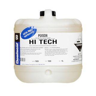 Dominant Hi-Tech - Machine Dishwashing Detergent & Descaler