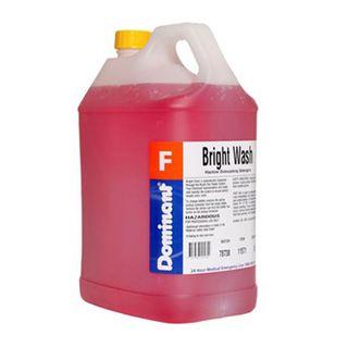 Dominant Bright Wash Dishmachine Detergent - 5L