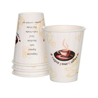 8oz Enjoy Your Coffee Insulated Coffee Cups