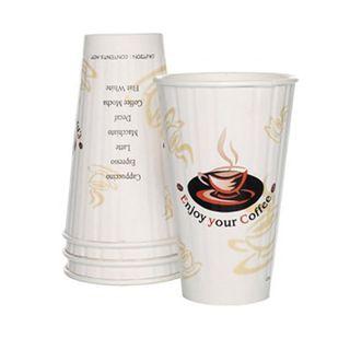 16oz Enjoy Your Coffee Insulated Coffee Cups