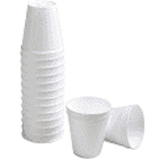 Foam Cups - 360 ml (12 oz)