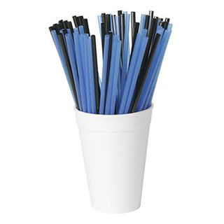 Bio-Straw - Regular Straws - Black
