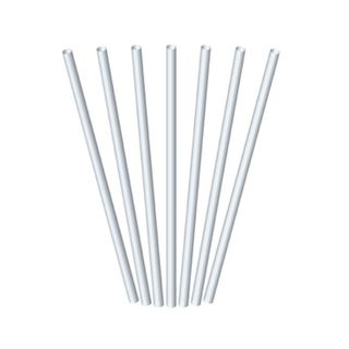 Bio-Straw - Long Clear Thickshake Straws