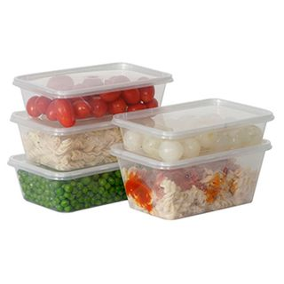 Genfac -  G1000 Rectangular Containers