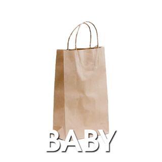 Kraft Carry Bags