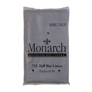 MBL72GP Monarch 72 L Bin Liners -  General Purpose