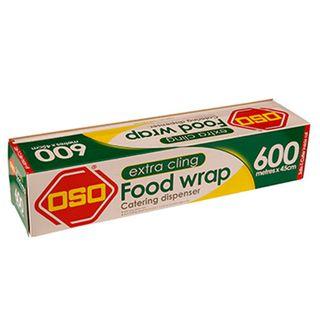 OSO Cling Wrap - 600m x 45cm