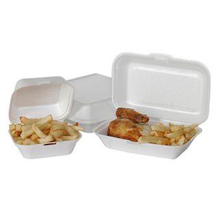 Capri T-E1 Large Burger Pack - 130x130x75