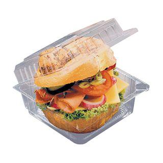 Castaway CVP046 Small Burger Pack - 104x91x65