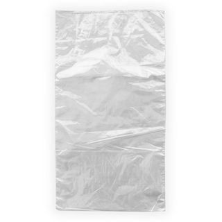 L1018 Maxvalu Clear LDPE Bag - 450x250
