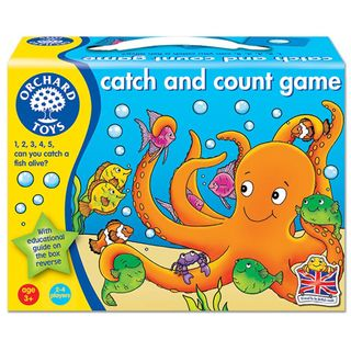 CATCH & COUNT GAME
