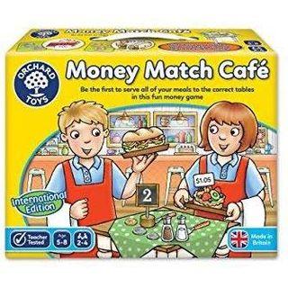 INTERNATIONAL MONEY MATCH CAFE