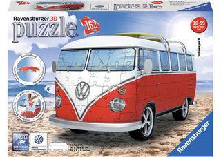 VW COMBI BUS 3D PUZZLE 162PCE