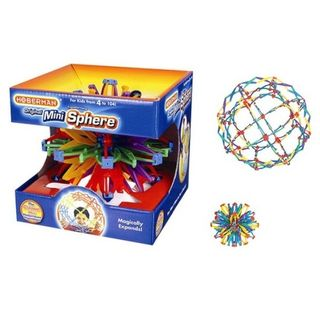 HOBERMAN MINI SPHERE RAINBOW 16CM