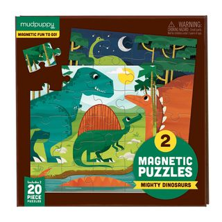MAGNETIC PUZZLE DINOSAURS