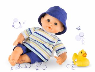 COROLLE BATH DOLL BOY