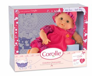 COROLLE BATH DOLL RASPBERRY