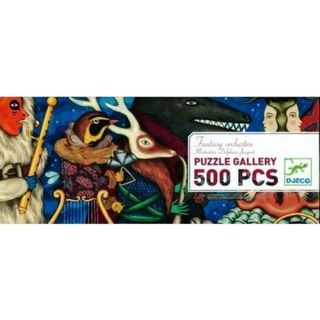 GALLERY PUZZLE FANTASY ORCHESTRA 500 PCE