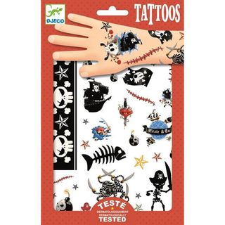 TATTOOS PIRATES