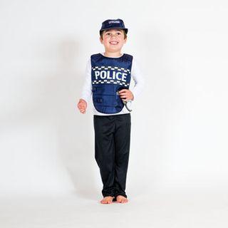 POLICE VEST LARGE