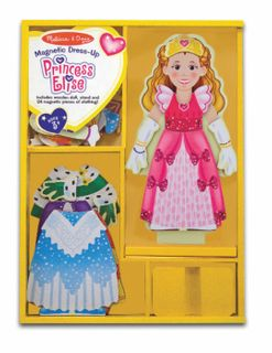 MAGNETIC DRESS UP PRINCESS ELISE