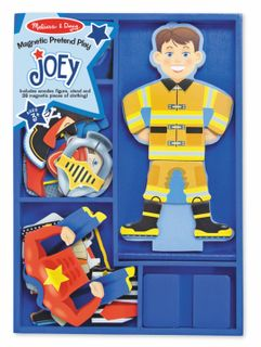 MAGNETIC DRESS UP JOEY