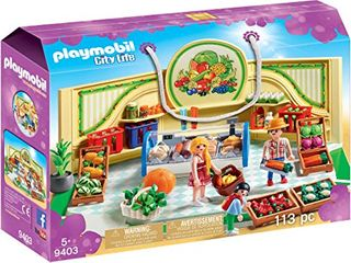 PLAYMOBIL GROCERY SHOP 9403