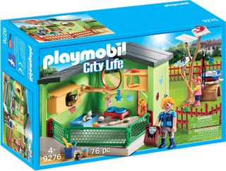 PLAYMOBIL PURRFECT STAY CAT BOARDNG 9276