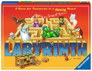 LABYRINTH THE AMAZING GAME