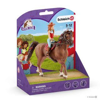 HORSE CLUB HANNAH & CAYENNE 42514