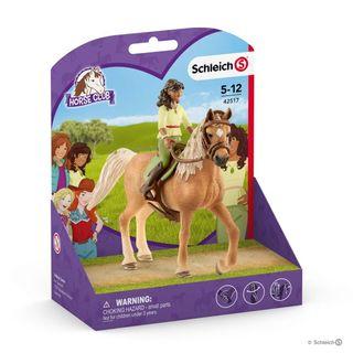 HORSE CLUB SARAH & MYSTERY 42517