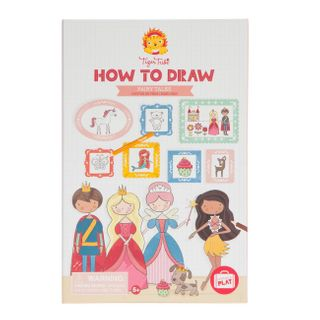 HOW TO DRAW FAIRYTALES