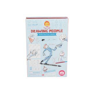 DRAWING PEOPLE LEARN PRACTICE CREATE