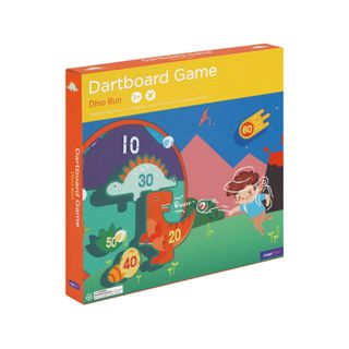 DARTBOARD GAME DINO WORLD