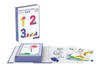 WIPE CLEAN ACTIVITY SET NUMBERS
