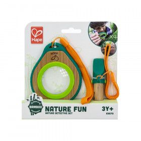HAPE NATURAL DETECTIVE SET