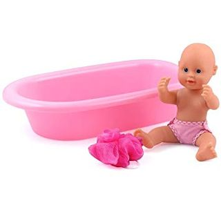 DW BABY BATHTIME