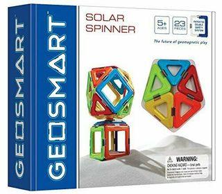 GEOSMART SOLAR SPINNER 23PCES