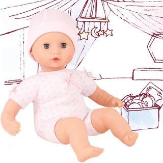 GOTZ MUFFIN GIRL BABY TO DRESS 33CM