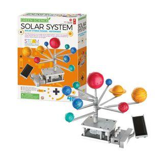 GREEN SCIENCE SOLAR SYSTEM