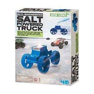 GREEN SCIENCE SALT WATER TRUCK